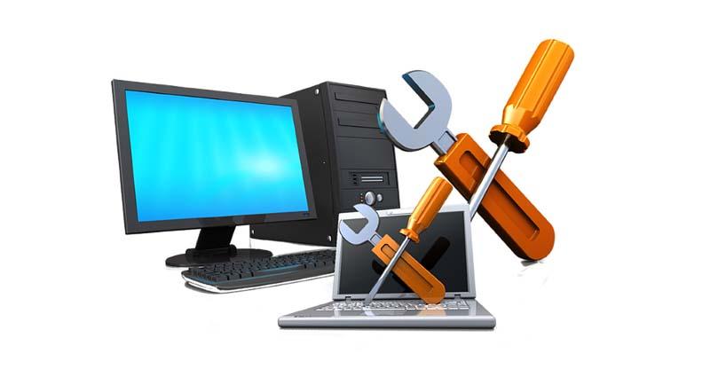 desktop and Laptop service erode
