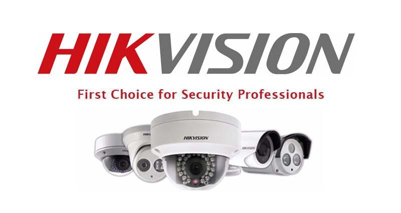 hikvision cctv camera dealer