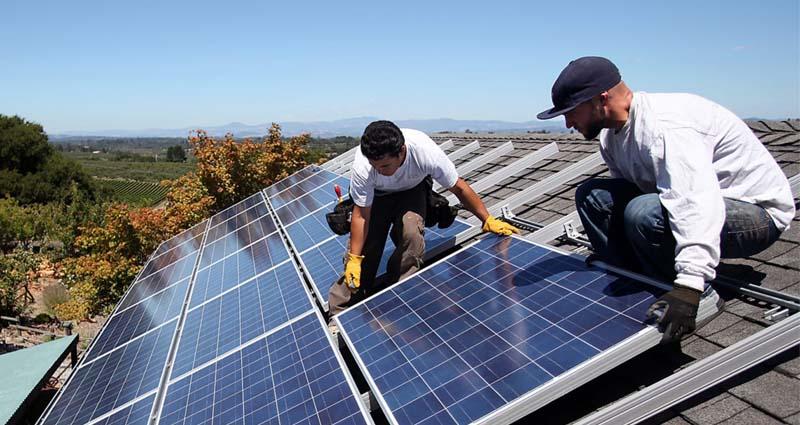 solar power panel service