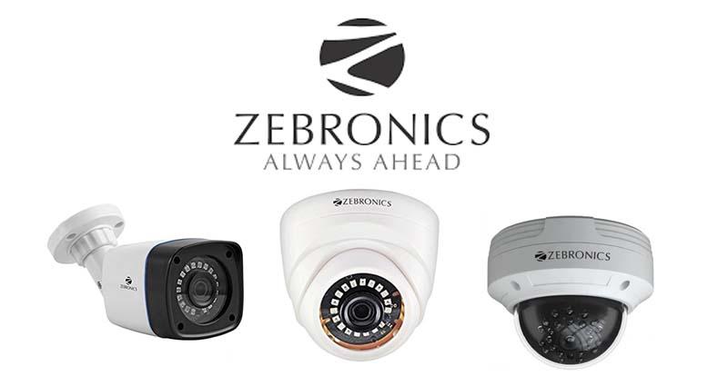 zebronics cctv camera dealer